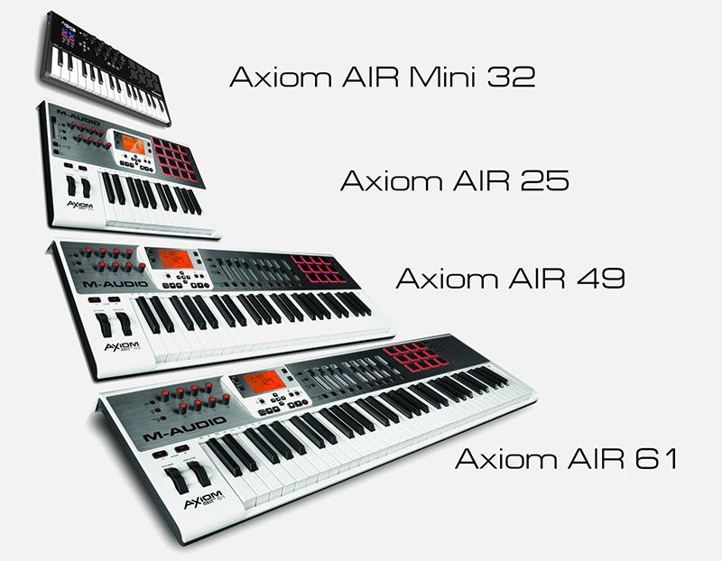 M-Audio Axiom AIR 61